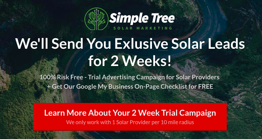 Get a 1 Month Trial Lead Generation Campaign